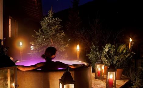 Chalet Klosters WEF